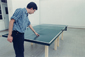 sans titre, table de ping-pong